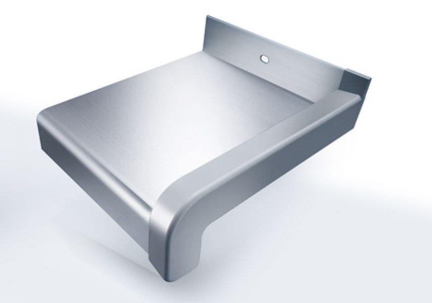 Vanjske prozorske klupčice aluminij